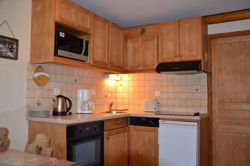 Location au ski Appartement 2 pièces 4 personnes (1010) - Residence Le Valmont - Les Menuires - Salle de bains