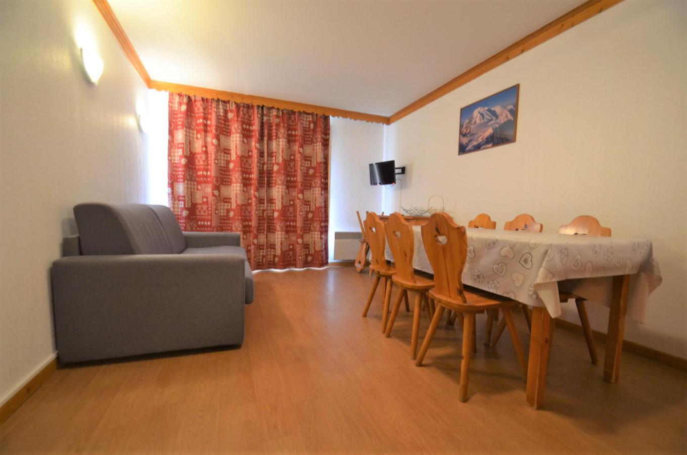 Location au ski Appartement 4 pièces 8 personnes (915) - Residence Le Valmont - Les Menuires - Séjour