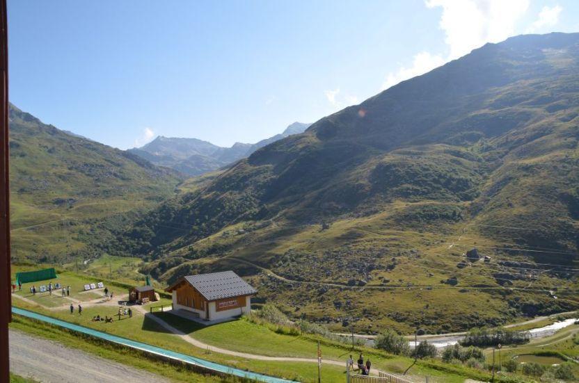 Location au ski Studio cabine 4 personnes (502) - Residence Le Valmont - Les Menuires - Intérieur