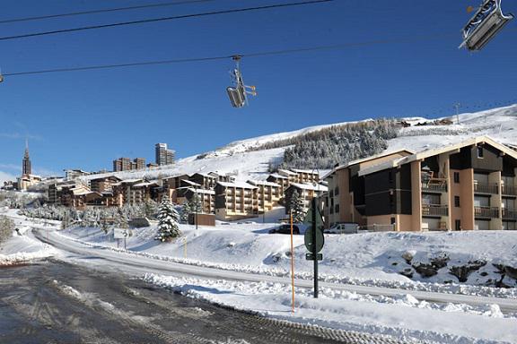 Ski tout compris Residence Les Asters B2