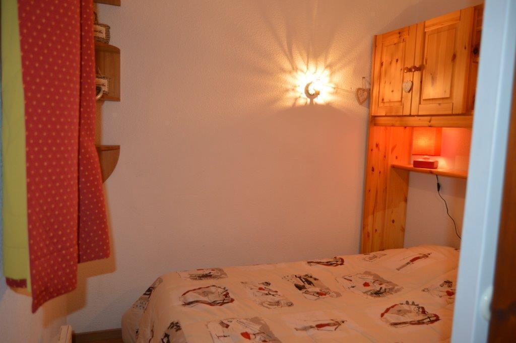 Location au ski Appartement 2 pièces cabine 6 personnes (109) - Residence Les Balcons D'olympie - Les Menuires
