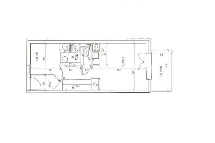 Location au ski Appartement 2 pièces 4 personnes (302) - Residence Les Balcons D'olympie - Les Menuires