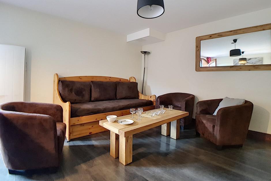 Location au ski Appartement 3 pièces 6 personnes (3) - Residence Les Cristaux - Les Menuires