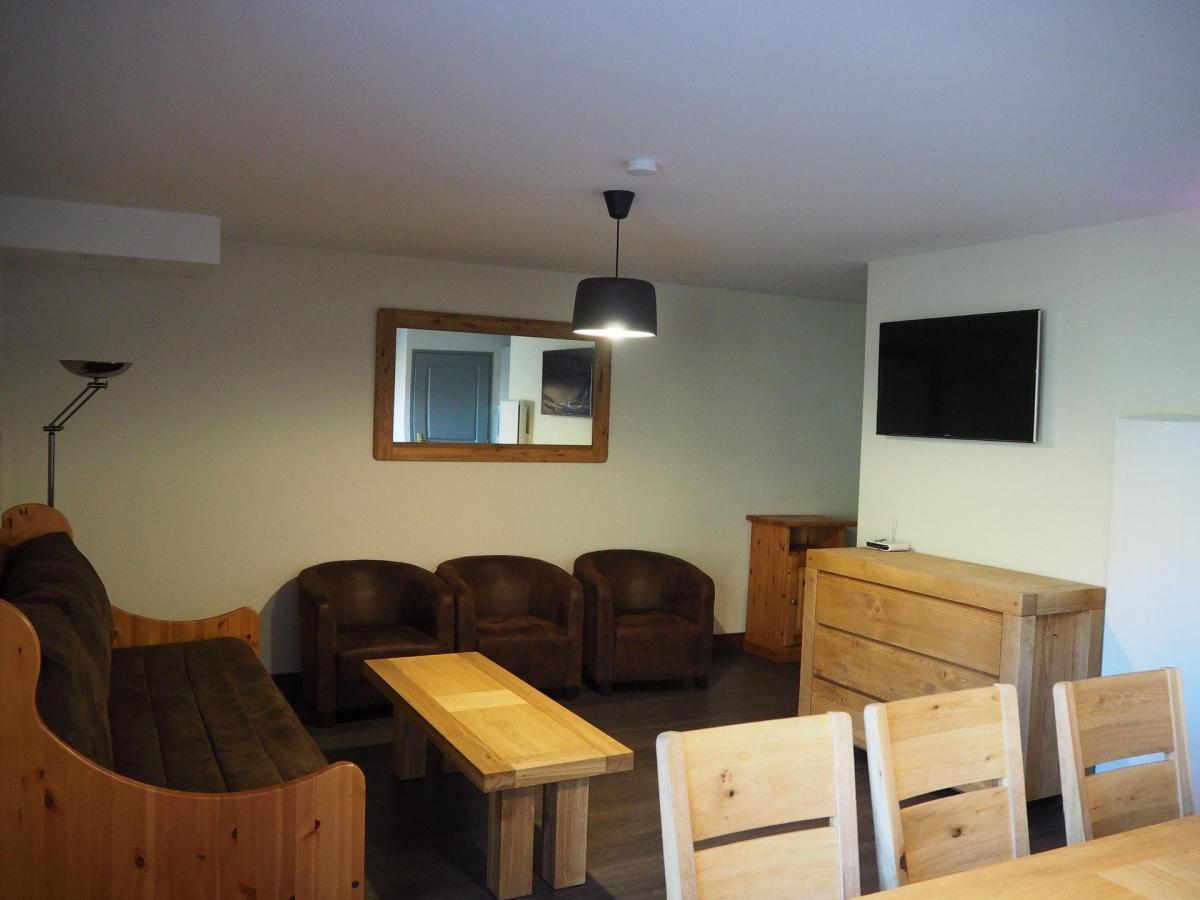 Location au ski Appartement 4 pièces 8 personnes (20) - Residence Les Cristaux - Les Menuires - Coin séjour