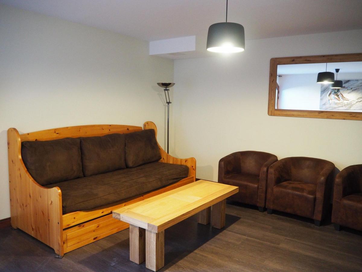 Location au ski Appartement 4 pièces 8 personnes (20) - Residence Les Cristaux - Les Menuires - Kitchenette