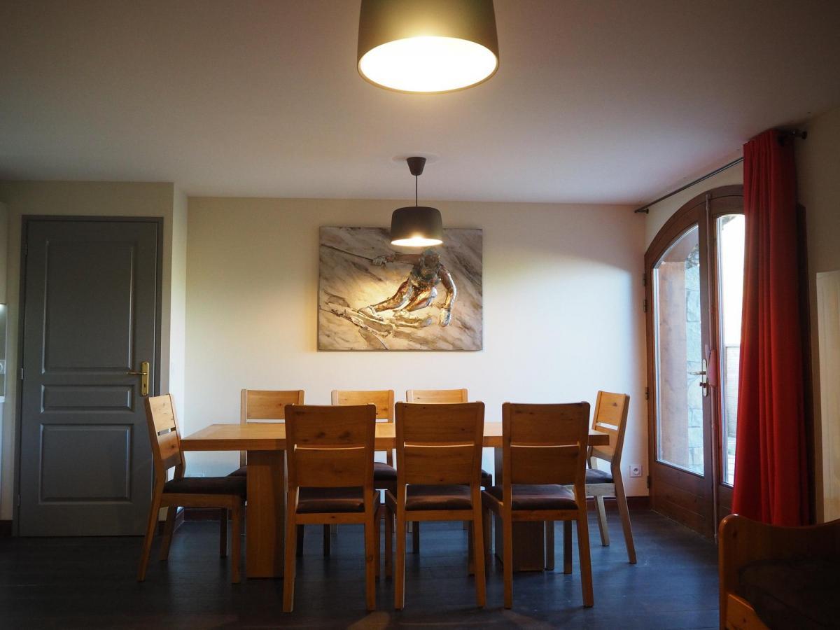 Location au ski Appartement 4 pièces 8 personnes (20) - Residence Les Cristaux - Les Menuires - Séjour
