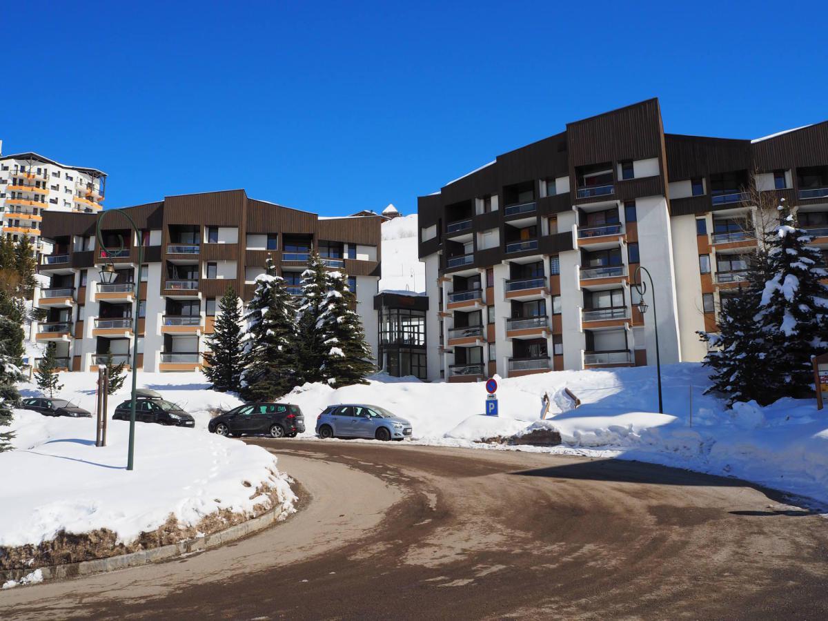 Location au ski Residence Melezes - Les Menuires