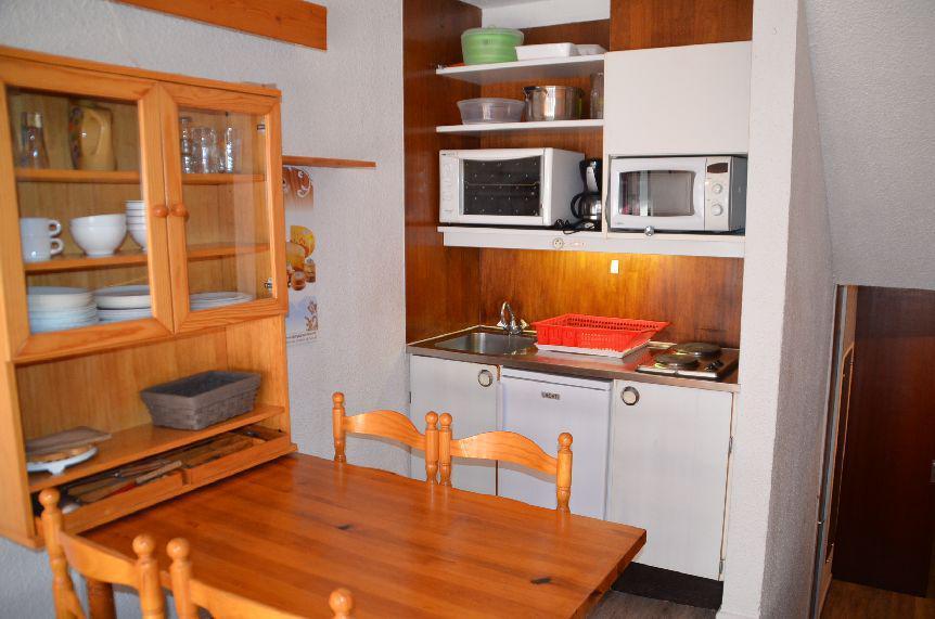 Location au ski Appartement 2 pièces 6 personnes (922) - Residence Nant Benoit - Les Menuires