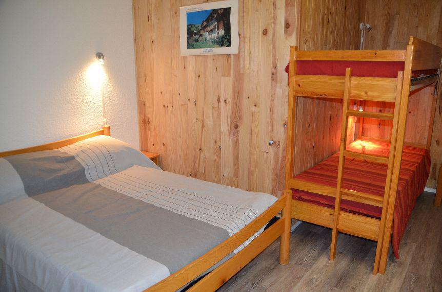 Location au ski Appartement 2 pièces 6 personnes (922) - Residence Nant Benoit - Les Menuires - Chambre