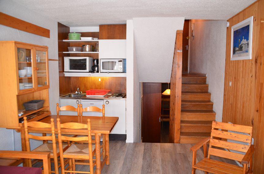 Location au ski Appartement 2 pièces 6 personnes (922) - Residence Nant Benoit - Les Menuires - Lit double