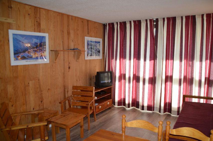 Location au ski Appartement 2 pièces 6 personnes (922) - Residence Nant Benoit - Les Menuires - Séjour