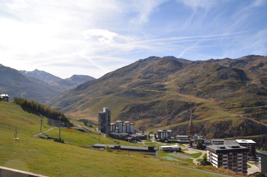 Location au ski Appartement triplex 3 pièces 8 personnes (417) - Residence Nant Benoit - Les Menuires - Plan