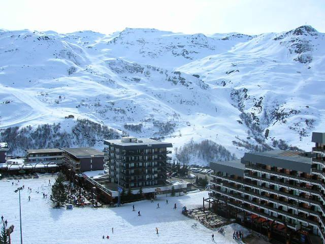 Location au ski Appartement 3 pièces 8 personnes (106) - Residence Pelvoux - Les Menuires - Intérieur