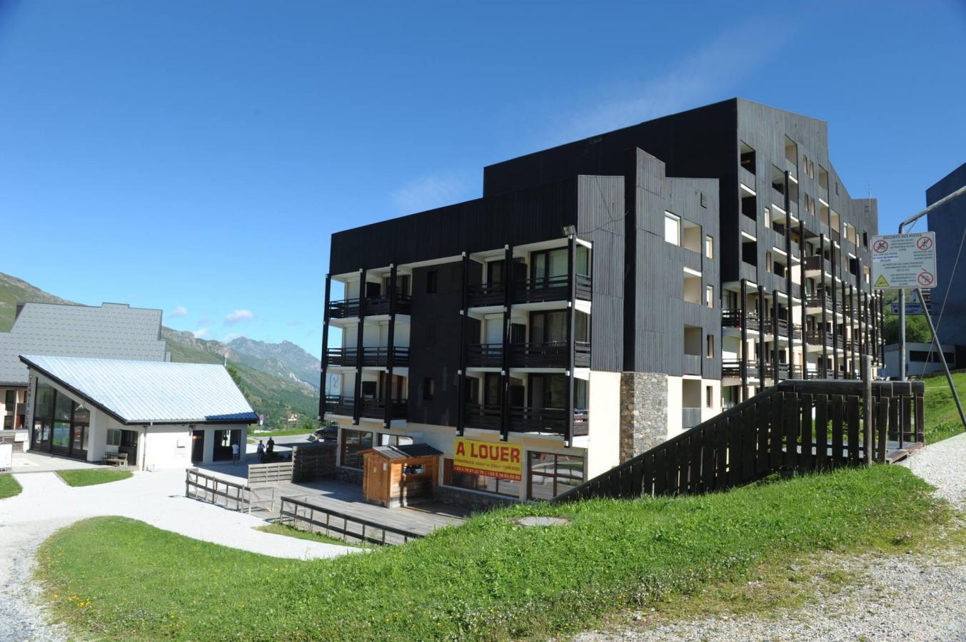 Location au ski Residence Villaret - Les Menuires