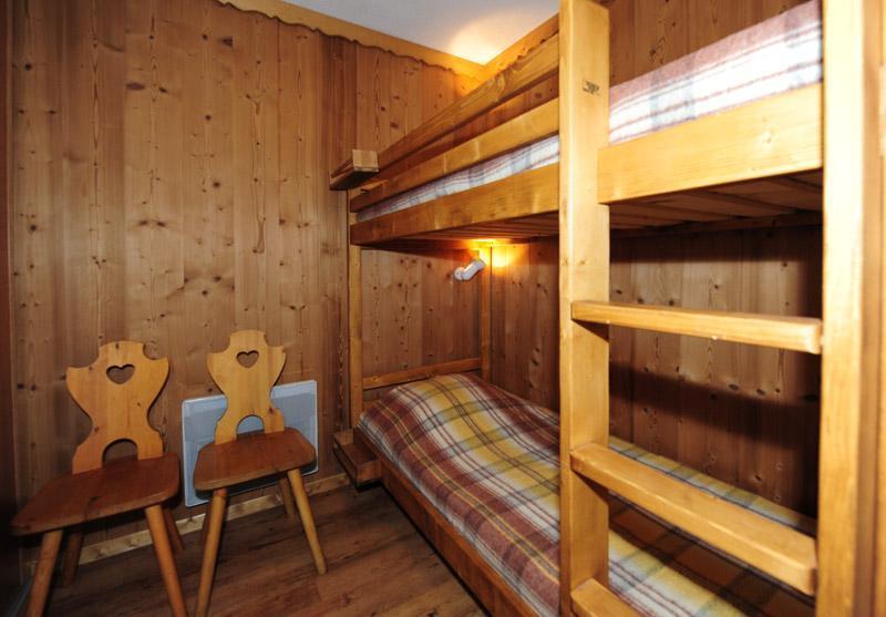 Location au ski Studio cabine 4 personnes (0404) - Residence Villaret - Les Menuires
