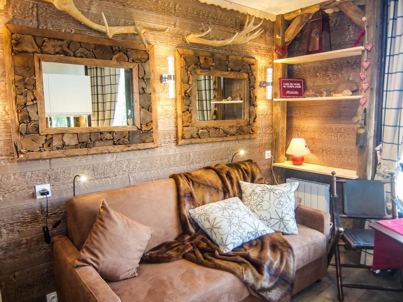 Location au ski Appartement 1 pièces 2 personnes (12) - Caron - Les Menuires - Appartement