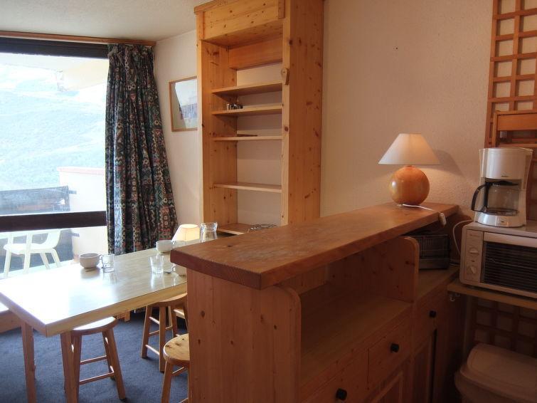Location au ski Appartement 1 pièces 3 personnes (8) - Caron - Les Menuires - Appartement