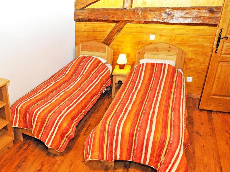 Location au ski Chalet Balcon Cime de Caron - Les Menuires - Chambre