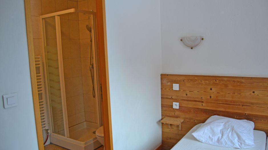 Alquiler al esquí Chalet Brequin - Les Menuires - Habitación