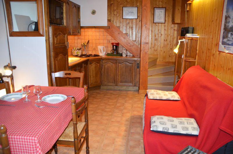 Location au ski Appartement duplex 2 pièces 2 personnes - Chalet Clochette - Les Menuires