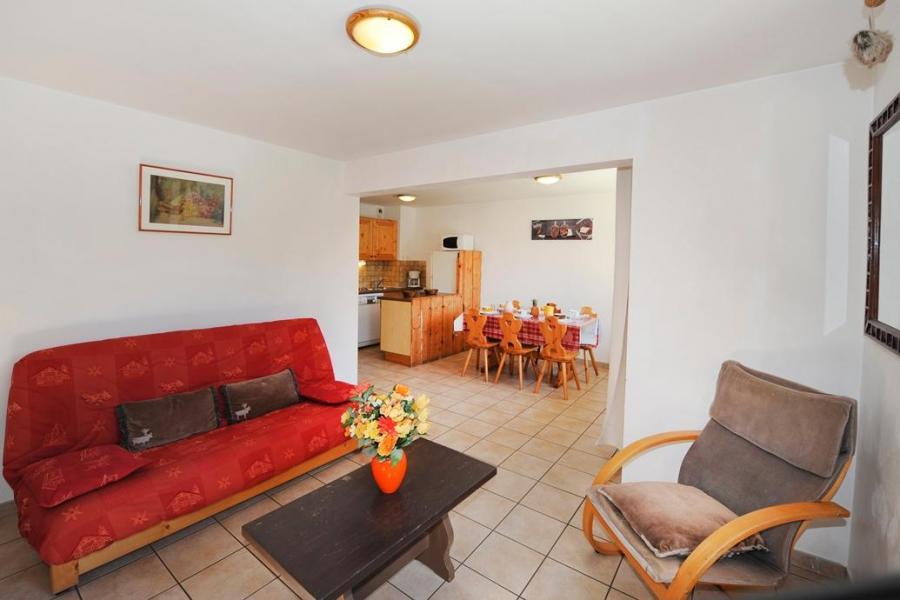Soggiorno sugli sci Appartamento 3 stanze per 6 persone - Chalet Cristal - Les Menuires - Soggiorno