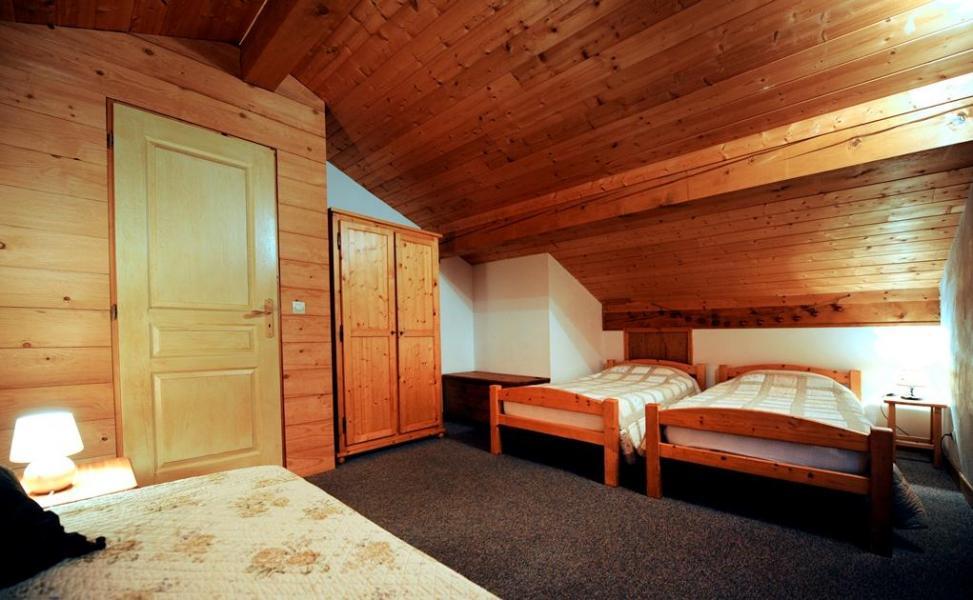 Location au ski Appartement duplex 4 pièces 10 personnes - Chalet Cristal - Les Menuires - Lit simple