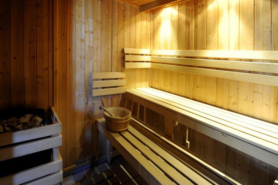 Soggiorno sugli sci Chalet Cristal - Les Menuires - Sauna