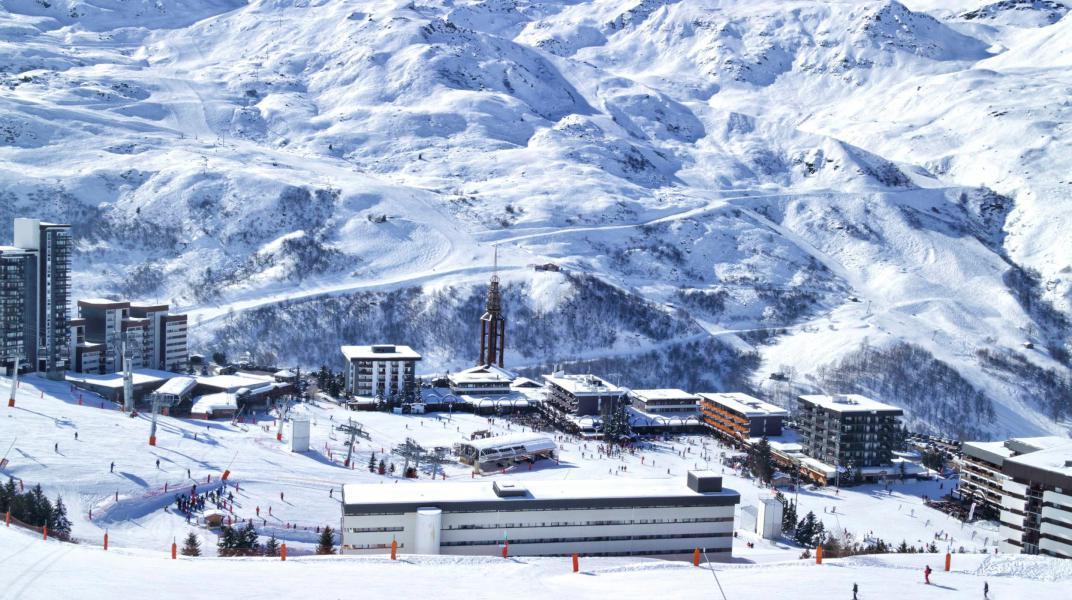 Chalet Chalet D'Alice - Les Menuires - Northern Alps
