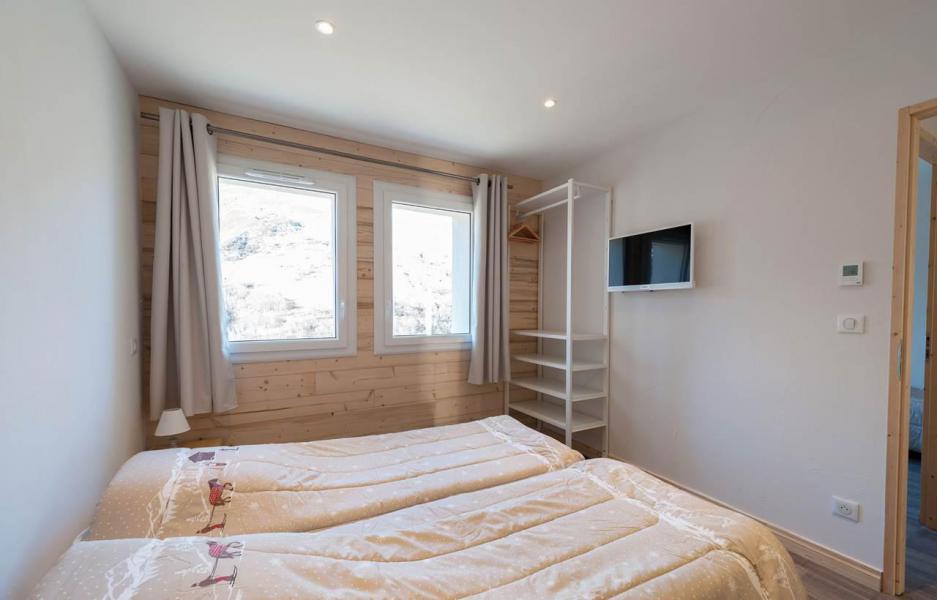 Rent in ski resort Chalet D'Alice - Les Menuires - Bedroom