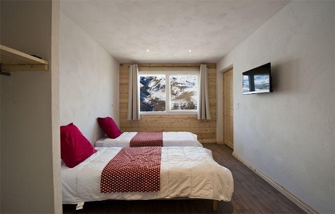 Location au ski Chalet de Sophie - Les Menuires - Chambre