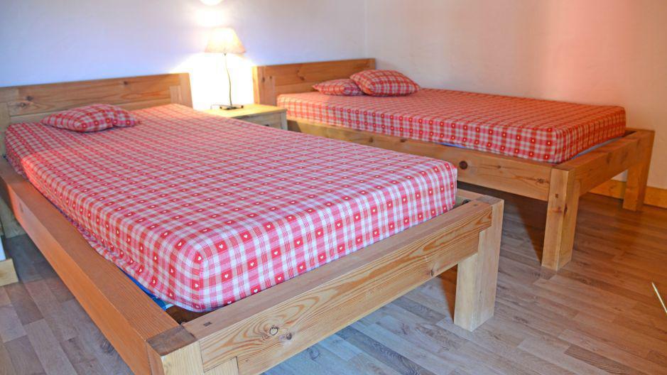 Location au ski Chalet du Berger - Les Menuires - Chambre