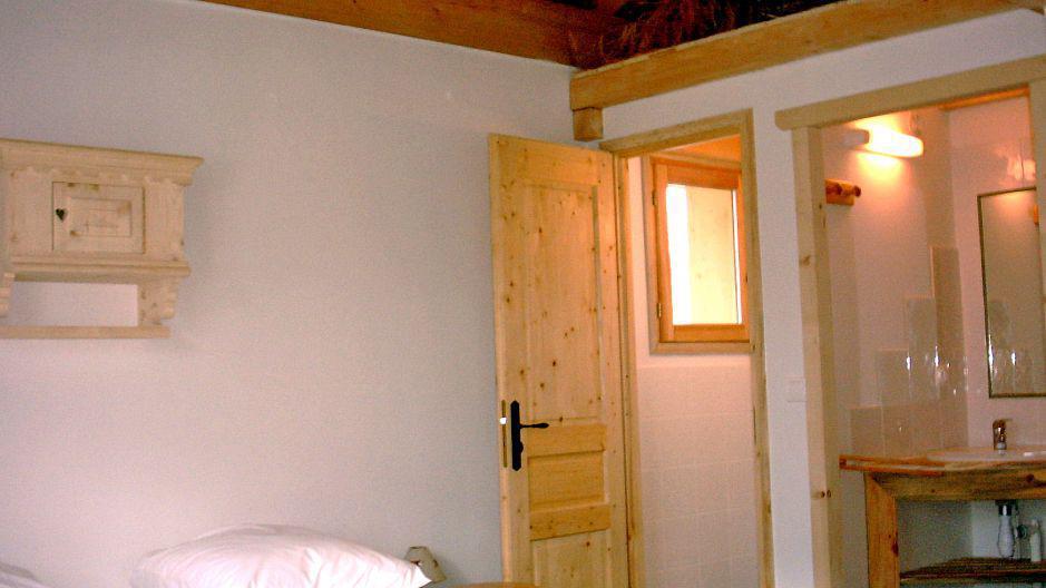 Location au ski Chalet Gran Koute - Les Menuires - Chambre