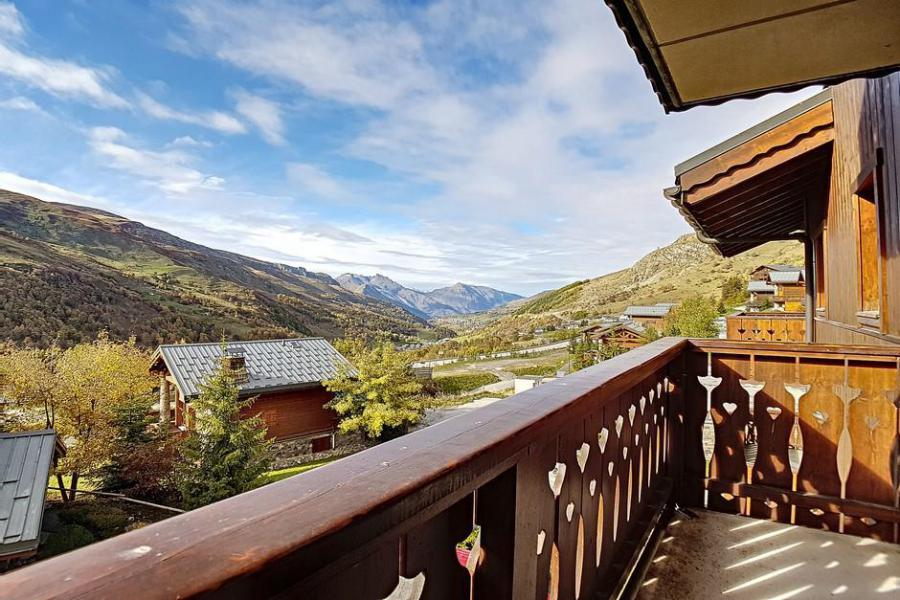Soggiorno sugli sci Appartamento 3 stanze per 6 persone (C5) - Chalet Hameau des Marmottes - Les Menuires