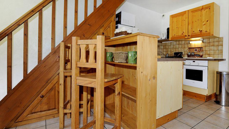 Location au ski Appartement duplex 6 pièces 13 personnes (1) - Chalet le Cristal - Les Menuires - Bar