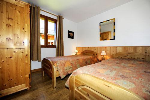 Location au ski Appartement duplex 6 pièces 13 personnes (1) - Chalet le Cristal - Les Menuires - Lit simple