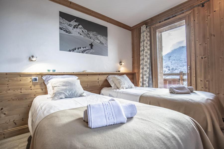 Location au ski Chalet Lili - Les Menuires - Chambre