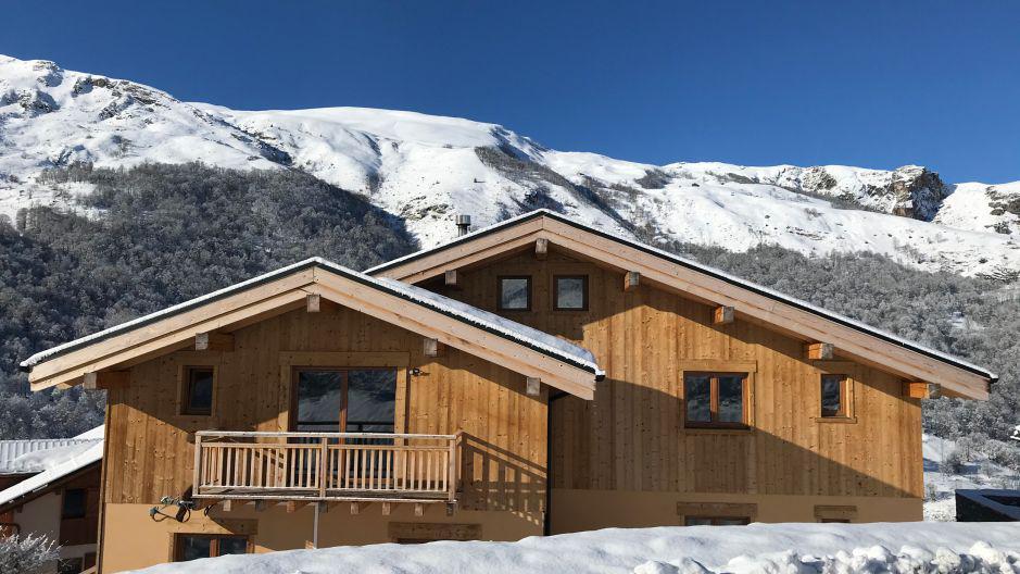Chalet Chalet Matangie - Les Menuires - Alpes du Nord