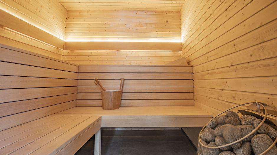 Rent in ski resort Chalet Matangie - Les Menuires - Sauna