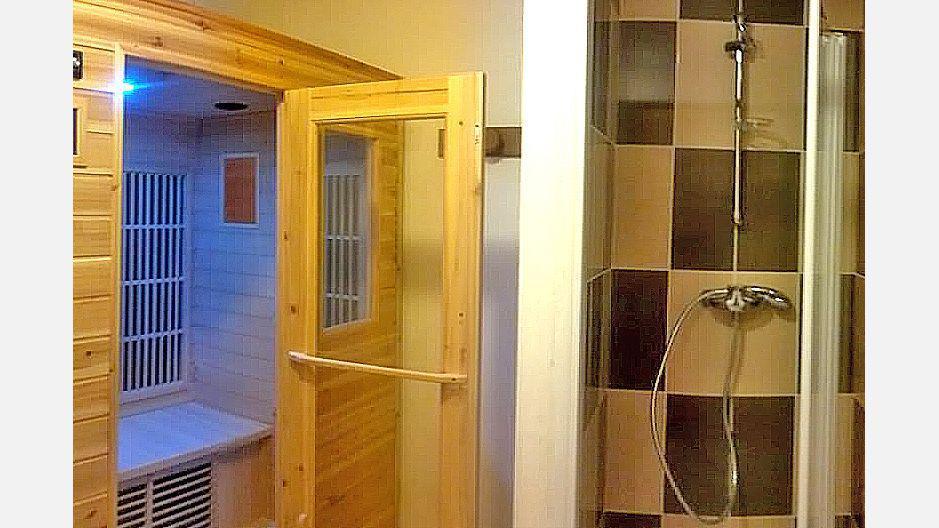 Soggiorno sugli sci Chalet Mil'Ans - Les Menuires - Sauna