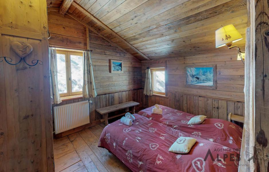 Location au ski Chalet triplex 8 pièces 16 personnes - Chalet Nécou - Les Menuires