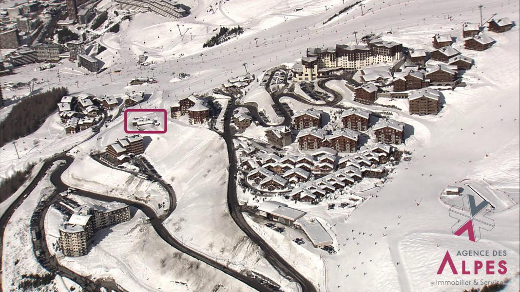 Location au ski Chalet Nécou - Les Menuires