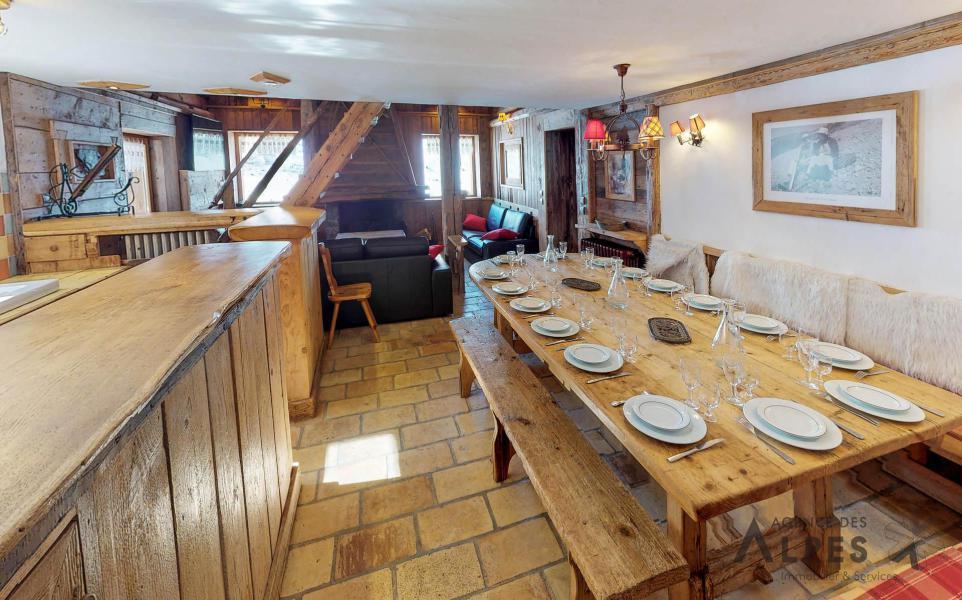 Location au ski Chalet triplex 8 pièces 16 personnes - Chalet Nécou - Les Menuires - Appartement