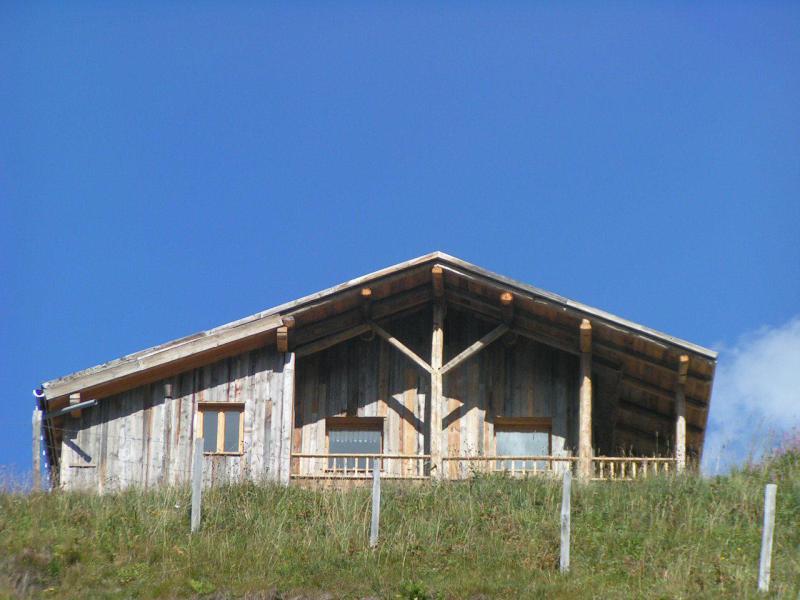 Location au ski Chalet Necou - Les Menuires - Chambre mansardée