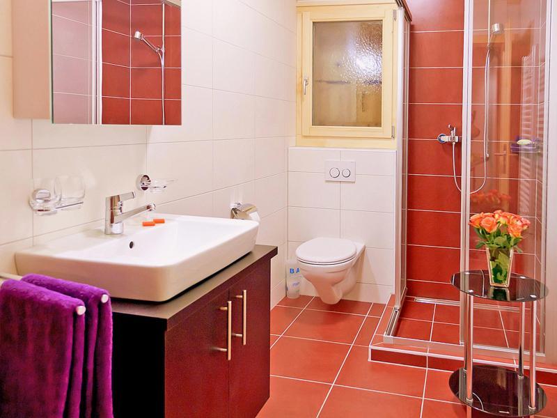Rent in ski resort Chalet Ski Royal - Les Menuires - Shower room
