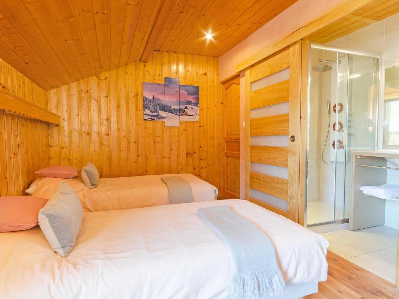 Location au ski Chalet Trois Vallées - Les Menuires - Chambre