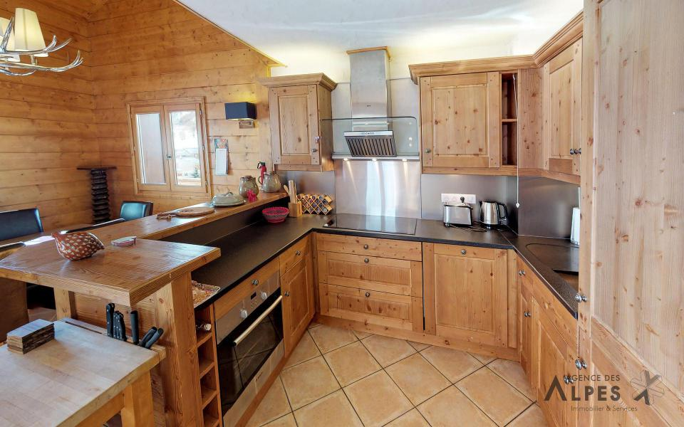 Location au ski Appartement duplex 4 pièces 6 personnes (B5) - Chalets du Doron - Les Menuires - Cuisine