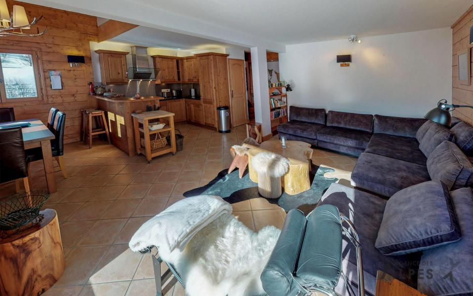Location au ski Appartement duplex 4 pièces 6 personnes (B5) - Chalets du Doron - Les Menuires - Table