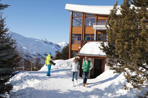 location appartement ski belambra