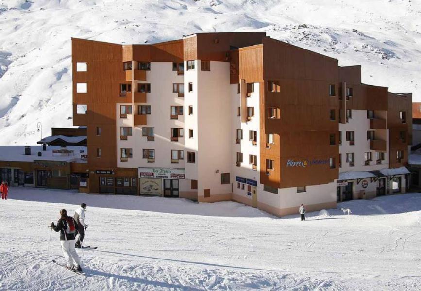 Vacaciones en montaña La Résidence Aconit - Les Menuires - Invierno