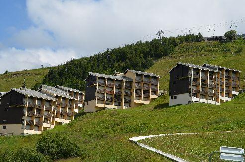 Location au ski La Residence Asters - Les Menuires